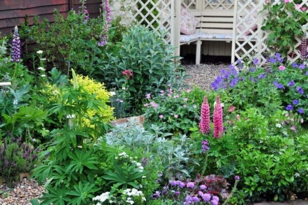Landhausstil im Garten - Landhausstil im Garten - Tipps und Tricks