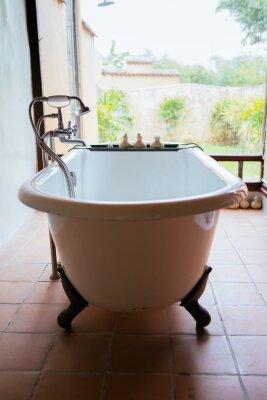 Badzimmer im Landhausstil einrichten - Badzimmer im Landhausstil einrichten - Tipps