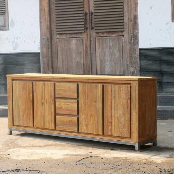 Teak Sideboard Marango 240 cm