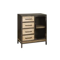 kommode bis 100 cm mango. Black Bedroom Furniture Sets. Home Design Ideas