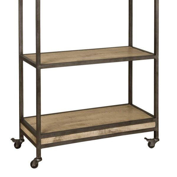 Bücherregal Magosta Trolley 90x180 cm