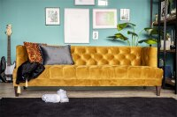 Vogue Sofa Ocker