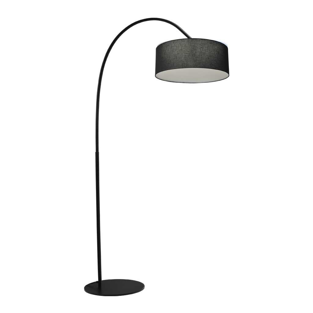 Inspirierend Stehlampe Mit Schirm Foto Von