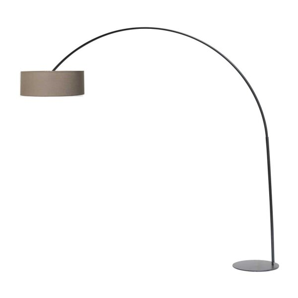 Stehlampe Archimedes Big Schirm taupe