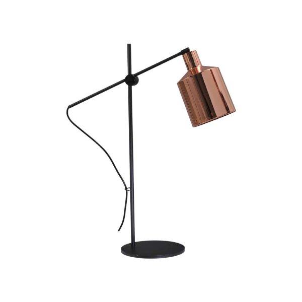 Boris Tischlampe Kupfer glänzend