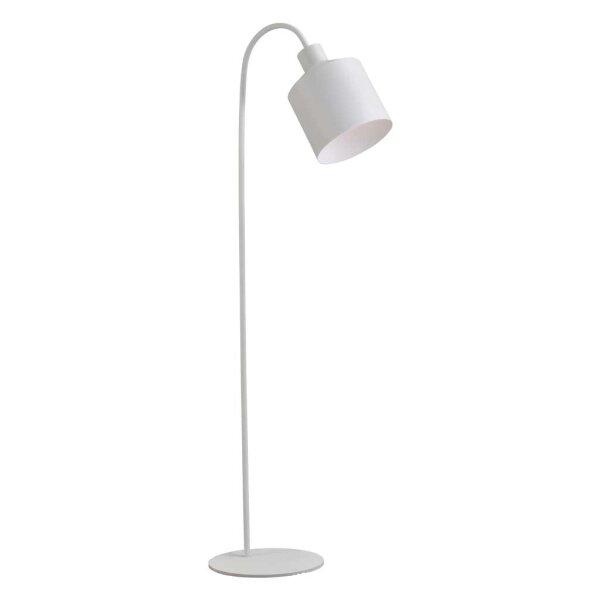 Boris XXL Stehlampe weiß