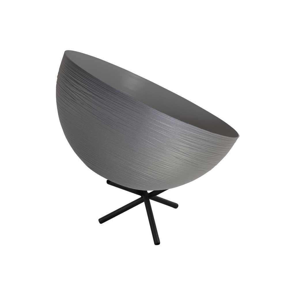 Unglaublich Moderne Tischlampen Referenz Von Tisch Metalllampe Casco 30 Cm Durchmesser Beton