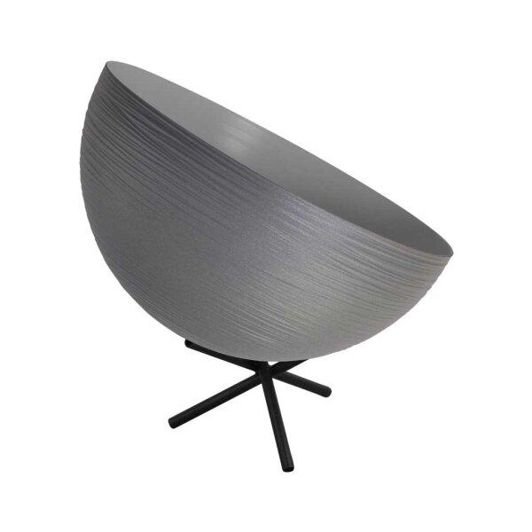 Tisch Metalllampe Casco 35 cm Durchmesser Beton Look