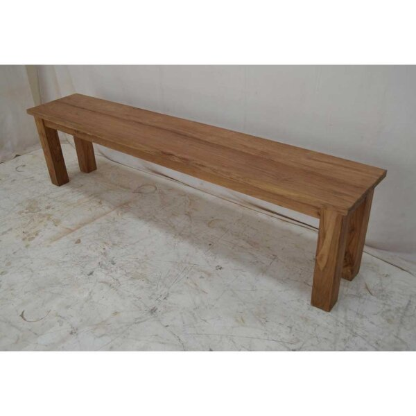 Teak Sitzbank Kasar in 10 Größen