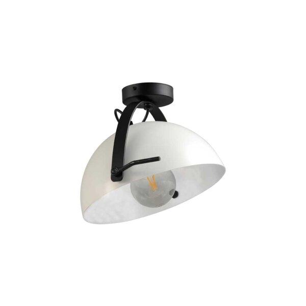 Larino Deckenlampe Schirm weiss