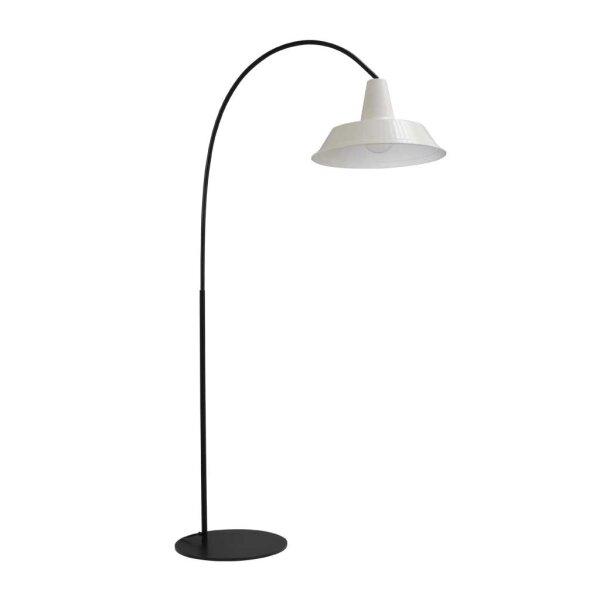 Derby Stehlampe in weiss