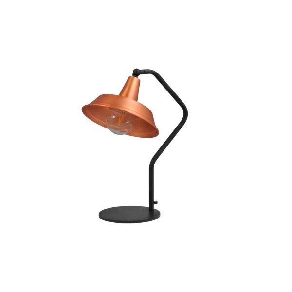 Derby Tischlampe in Kupfer