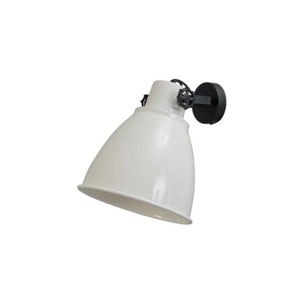 Bury Wand-& Deckenlampe in weiss