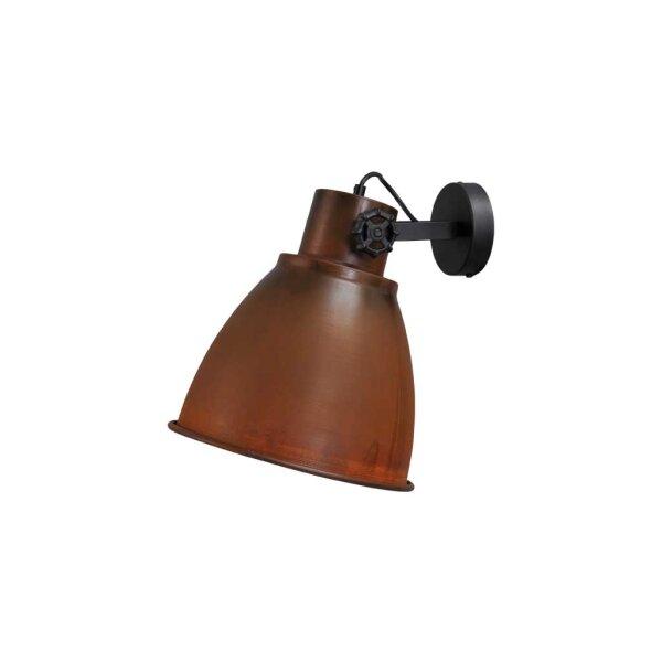 Bury Wand-& Deckenlampe in Rost