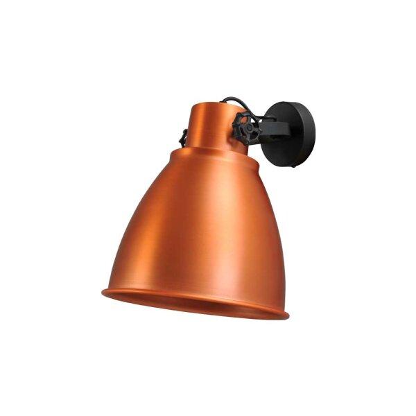 Bury Wand-& Deckenlampe in Kupfer