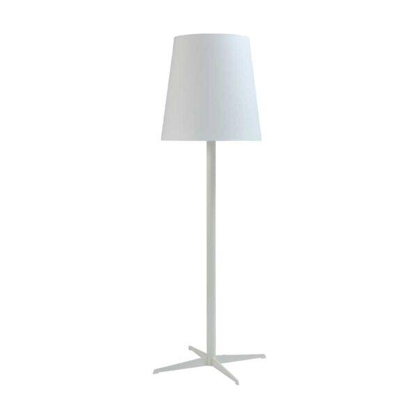 Halifax Stehlampe, weiss 182 cm
