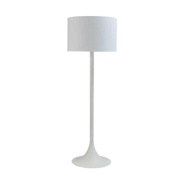 Halifax Stehlampe, weiss 178 cm
