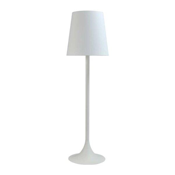 Halifax Stehlampe, weiss 195 cm