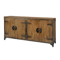 Sideboard Basto 180 cm braun