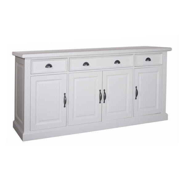 Sideboard White Wiskonsin 202 cm