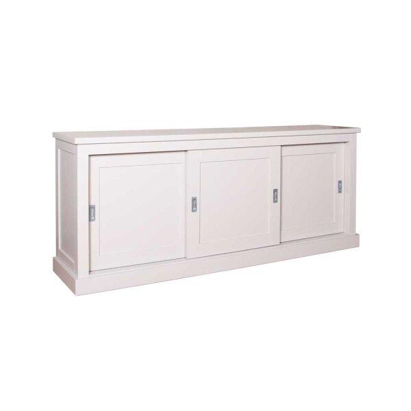 Sideboard Kalmar 200 cm 3 Schiebetüren