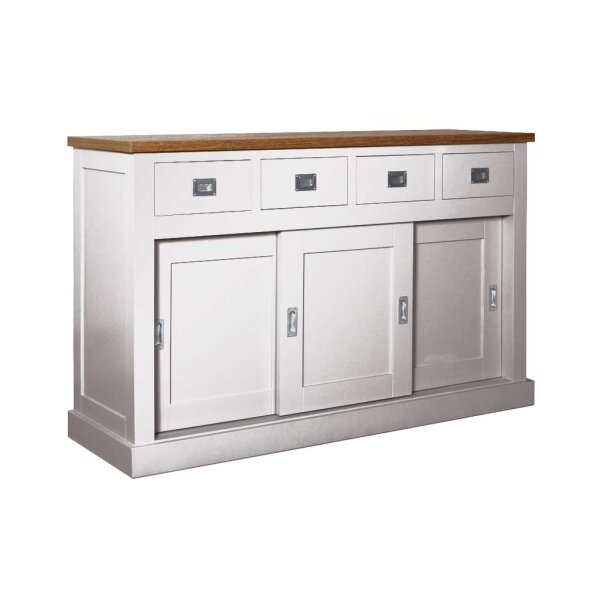 Sideboard Kalmar 150 cm 3 Schiebetüren