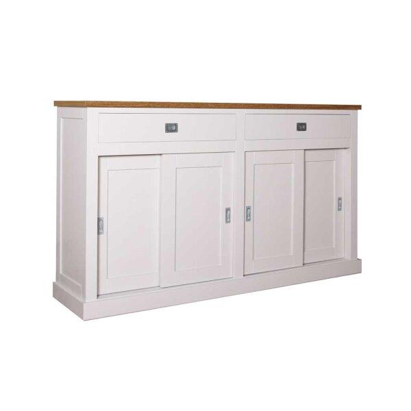 Sideboard Kalmar 190 cm 4 Schiebetüren