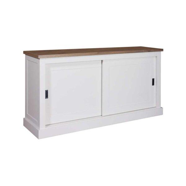 Sideboard Kalmar White & Oak 165 cm