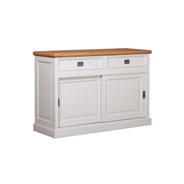 Sideboard Ewerton & Oak 130 cm