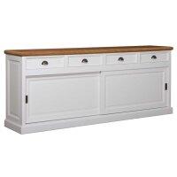 Sideboard Ewerton & Oak 218 cm