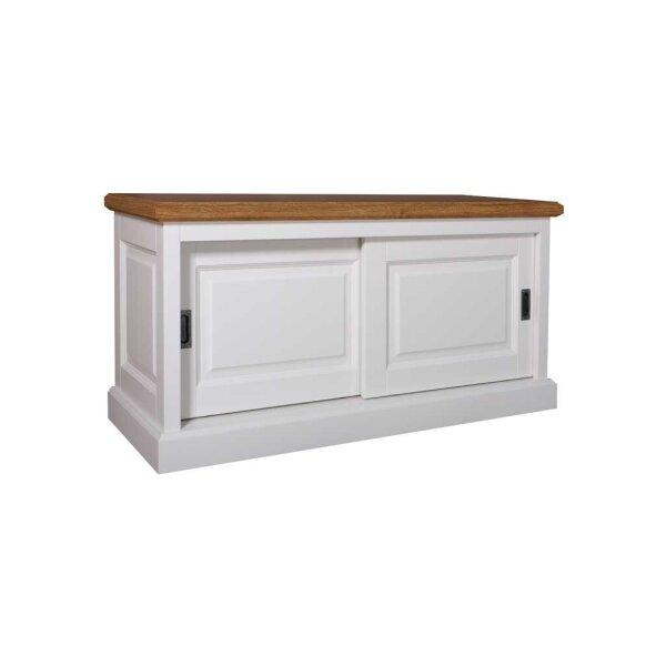 Lowboard Ewerton & Oak 120 cm