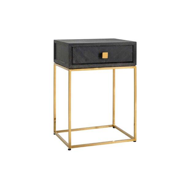 Konsole Blackbone gold Nachttisch