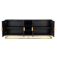 Sideboard Blackbone gold