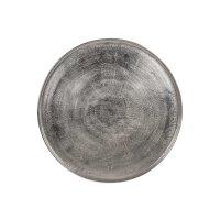 Beistelltisch Lyam Alu Silber