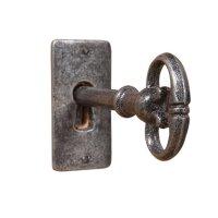 D-Aluminium Schlüssel