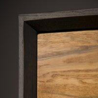 Sideboard Bresso 4 Türen 200cm Eiche natur