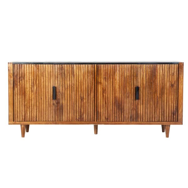 Sideboard Carter Mango & Marmor 190 cm