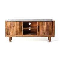 TV Board Carter Mango & Marmor 125 cm