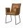 Armlehnen Stuhl Seda in 3 Farben