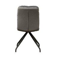 Polster Stuhl Rota 180 Grad drehbar 3 Farben