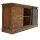 Sideboard 180 cm Roda Teakholz Industrial Dingklik