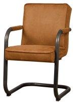 Armlehnen Stuhl Volano Bull 3 Kunstleder Farben