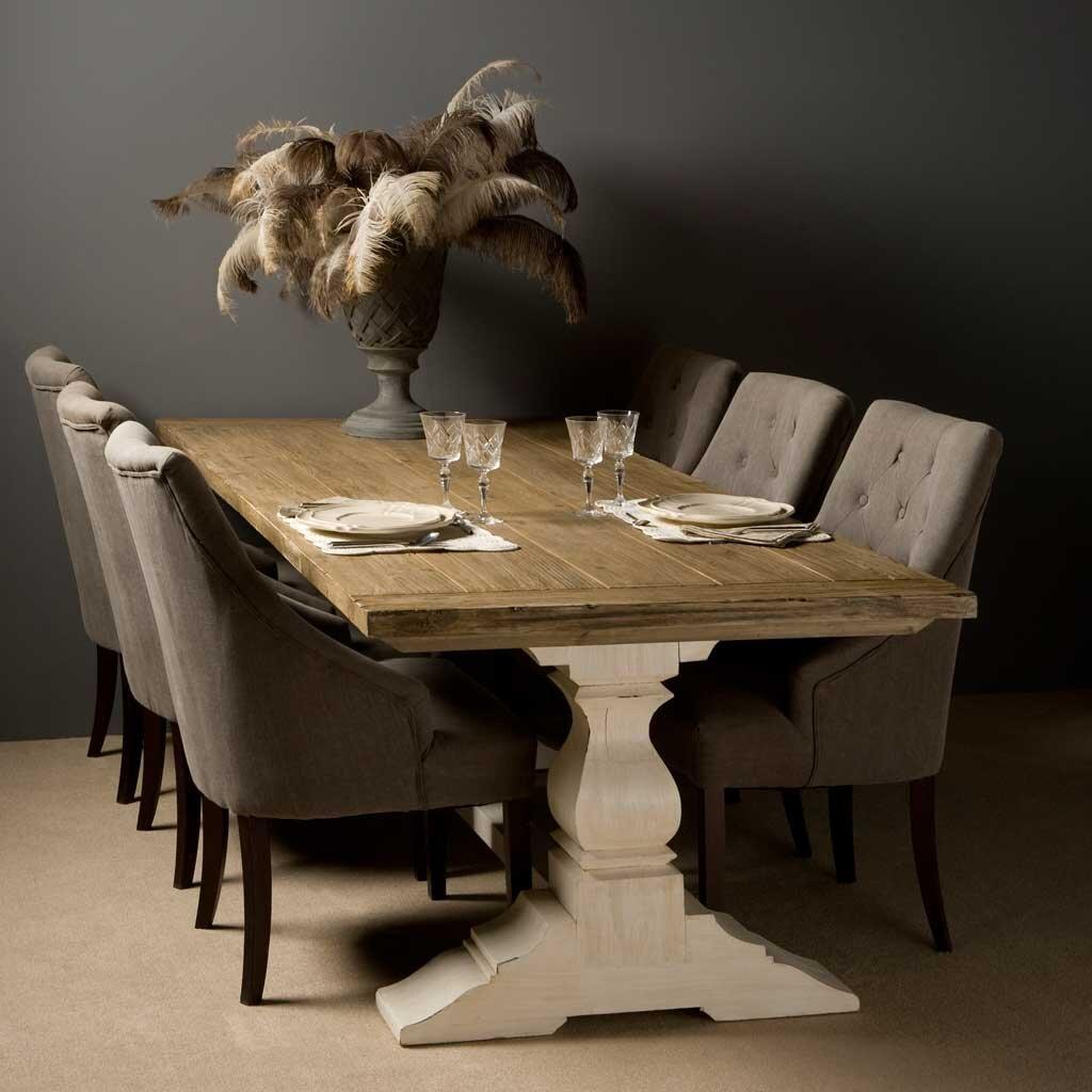 klostertisch armando shabby chic 200 cm restyle24. Black Bedroom Furniture Sets. Home Design Ideas