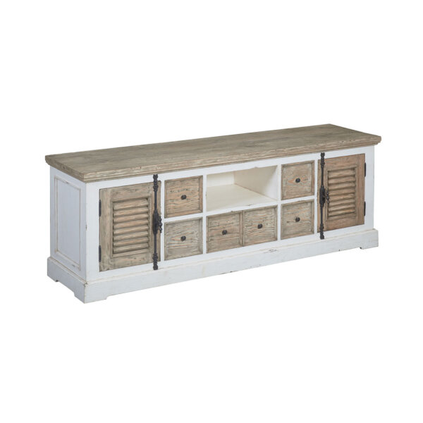 TV Board Armando Shabby Chic 190 cm