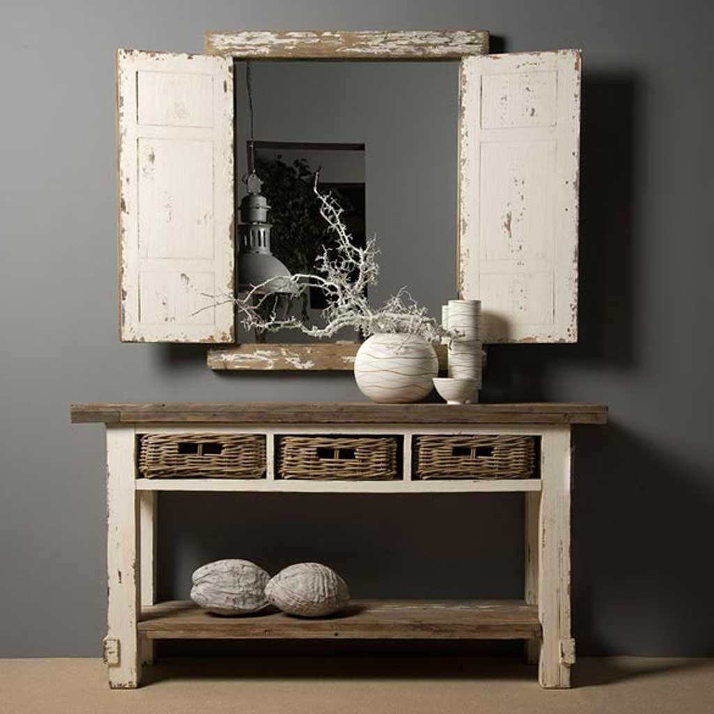 Landhaus Shabby Chic : landhaus spiegel daana shabby chic restyle24 ~ Bigdaddyawards.com Haus und Dekorationen