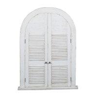 Landhaus Wandschrank Spiegel Monzas mit Türen...