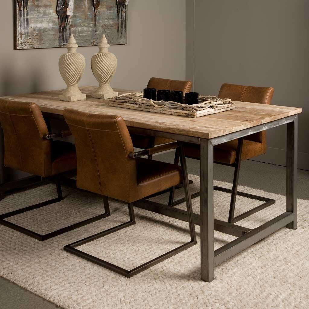 moderner esstisch venedig restyle24. Black Bedroom Furniture Sets. Home Design Ideas