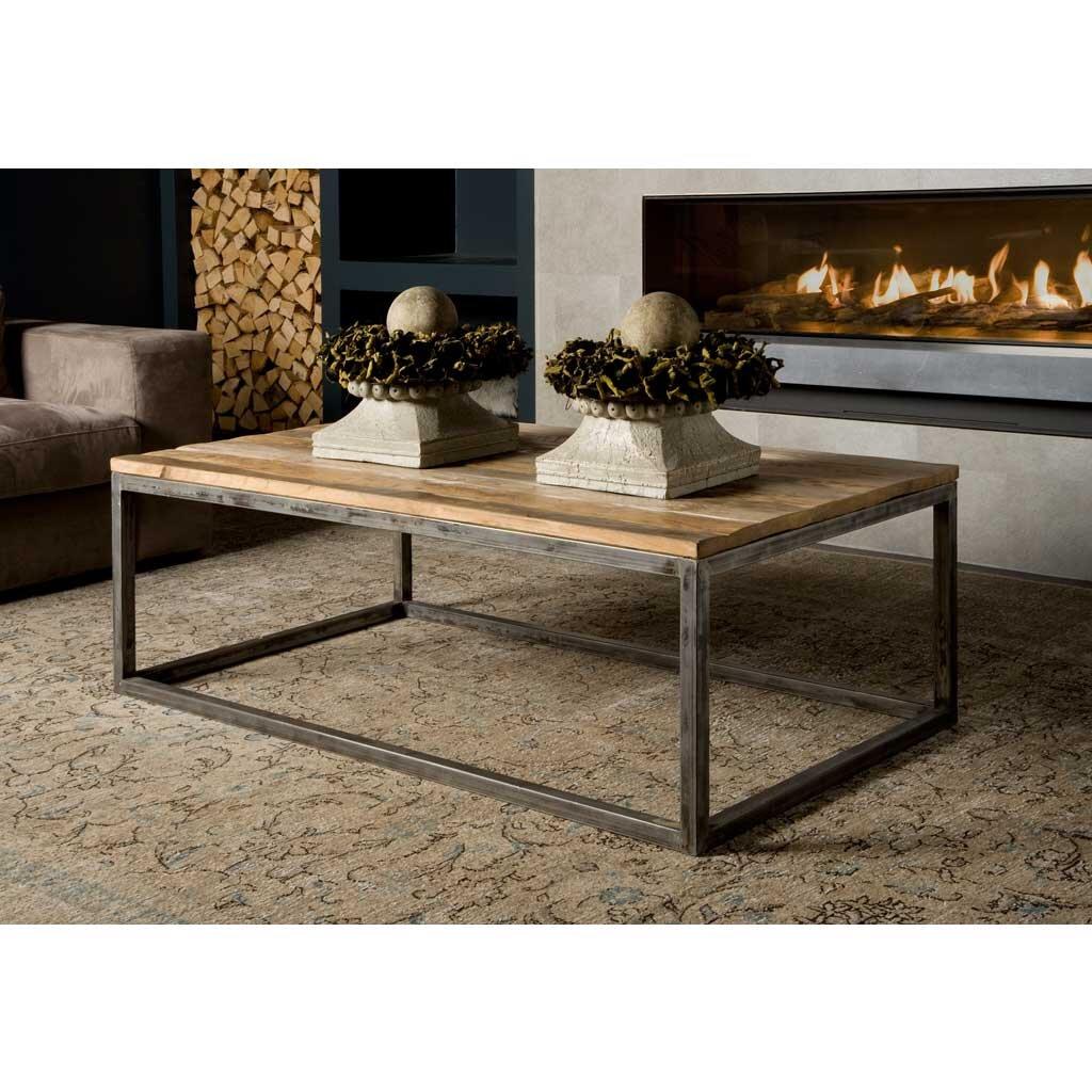 moderner venedig couchtisch massivholz teak 135 x 75 cm restyle24. Black Bedroom Furniture Sets. Home Design Ideas