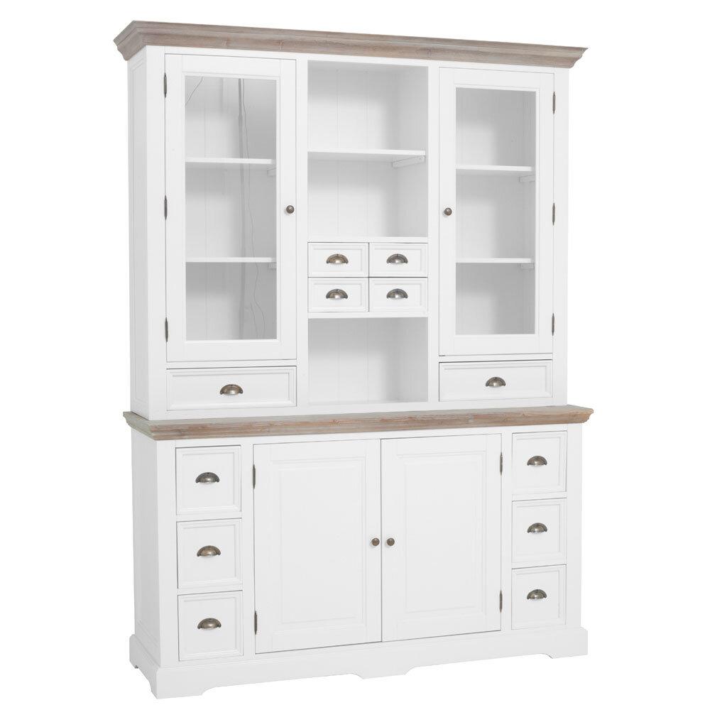 buffetschrank fleuros 164 cm restyle24. Black Bedroom Furniture Sets. Home Design Ideas