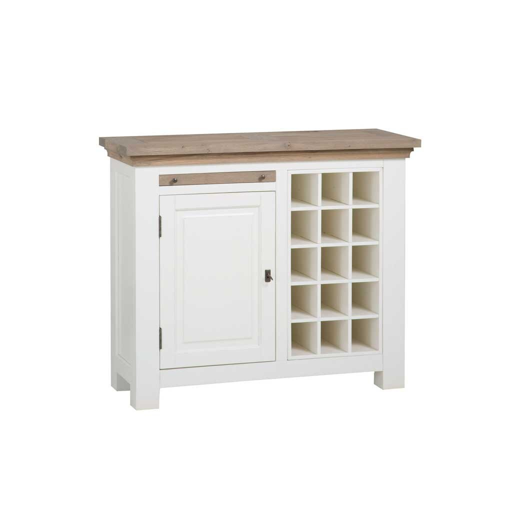 Schrank Mit Weinregal. Cool Medium Size Of Kommode Anrichte Rattan ...